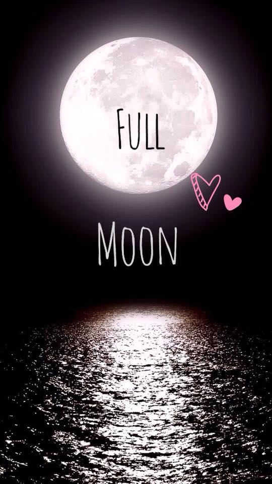 volgende volle maan