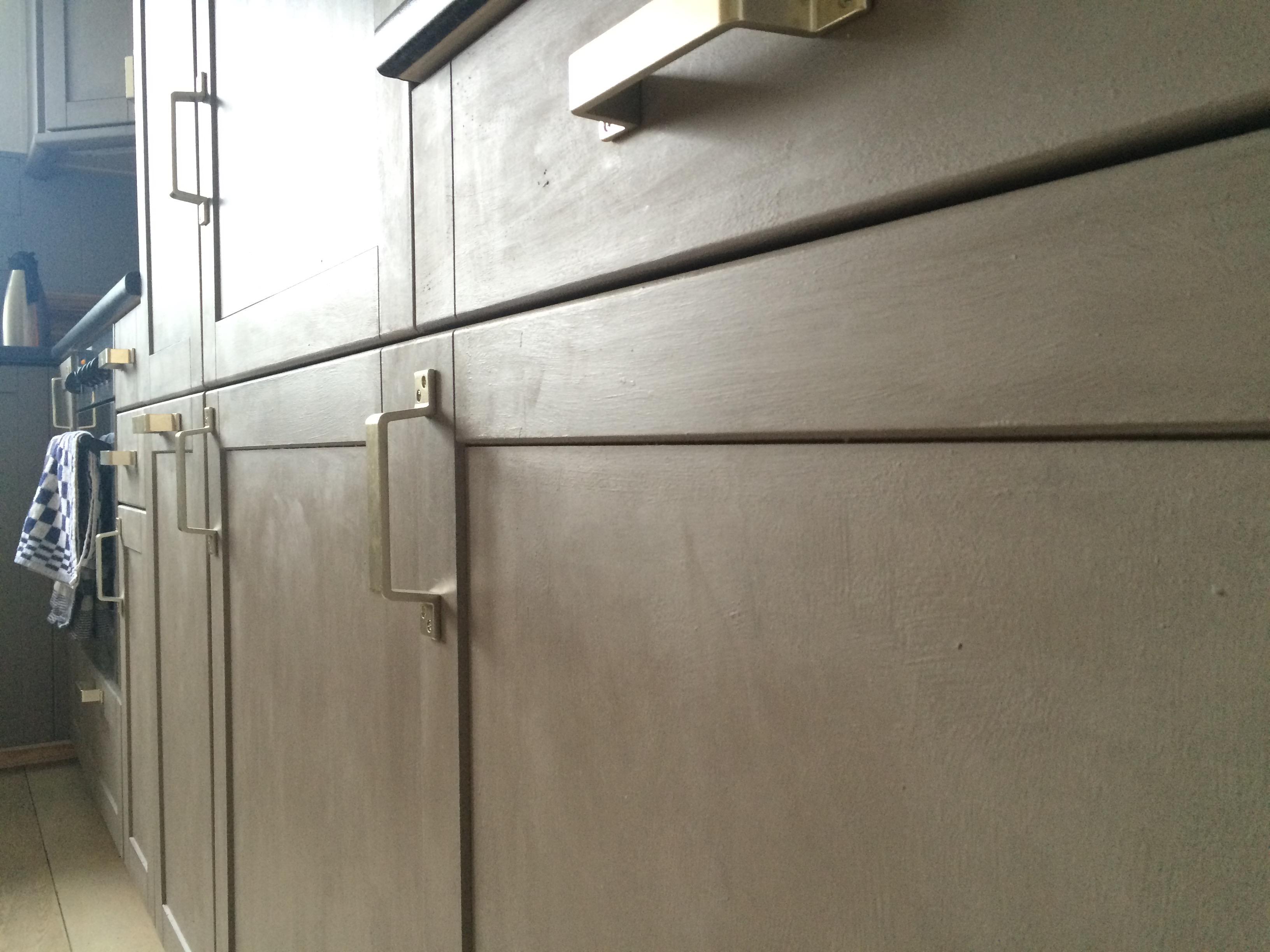 Low budget (sort off) keuken renovatie ~deel 1 (kastjes schilderen ...