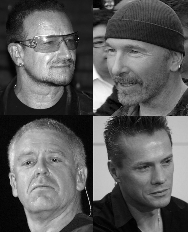 U2_montage_(black_and_white)
